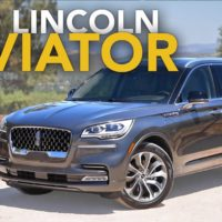 57434 2020 Lincoln Aviator Review - First Drive