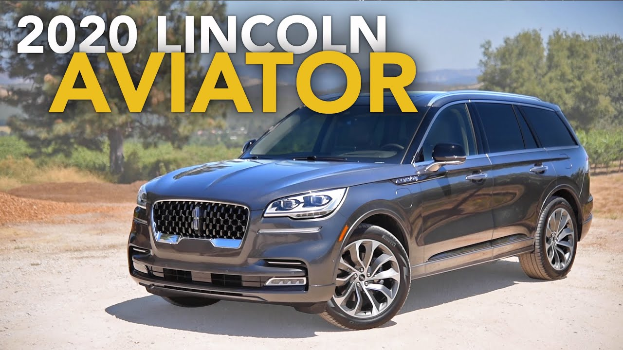 2020 Lincoln Aviator Review – First Drive