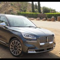57441 2020 Lincoln Aviator Black Label Test Drive Video Review