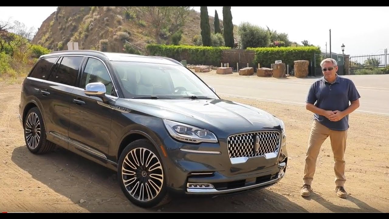 2020 Lincoln Aviator Black Label Test Drive Video Review