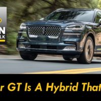 57531 A Hybrid With Power! The 2020 Lincoln Aviator Grand Touring