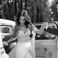 """57006 Двойная свадьба музыканта T-killah и телеведущей Марии Беловой: """"Мы хотели, чтобы наше счастье разделили все!"""""""