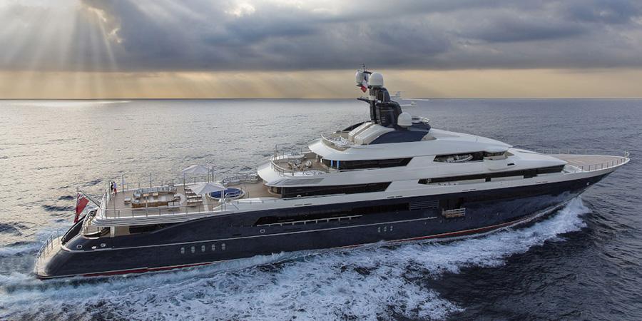 Вопрос на миллион: зачем Кайли Дженнер яхта беглого банкира