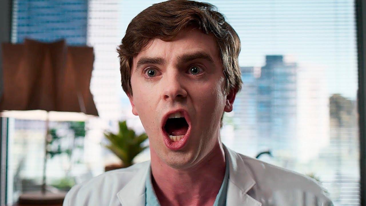 58083 Хороший доктор (3 сезон) — Русский трейлер (2019)