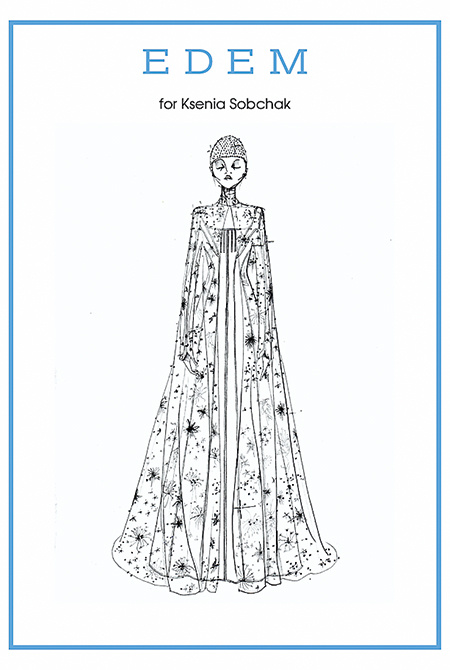 Алена Демина: владелица бренда EDEM о семейных ценностях, таинстве венчания и работе над платьем Ксении Собчак