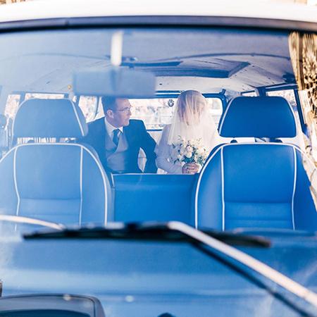 Элли Голдинг поделилась первыми официальными кадрами со свадьбы от фотографа королевской семьи