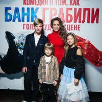 58261 Анастасия Стоцкая, Юлия Барановская, Лера Кудрявцева и другие на премьере мюзикла в Москве