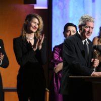 58577 Дэвид Линч получил почетный «Оскар»