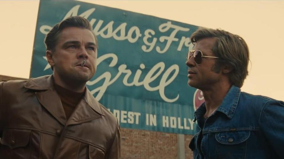 ДиКаприо и Питт будут претендовать на «Оскар» за роли в фильме Тарантино