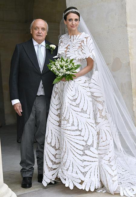 История повторяется: потомок Наполеона Бонапарта женился на праправнучке австрийского короля