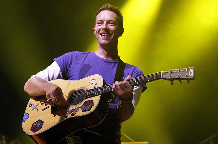 Что еще вы не знали о солисте Coldplay: 10 интересных фактов о Крисе Мартине