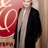 59292 Екатерина Климова, Оксана Акиньшина, Елена Лядова и другие на модном показе в Москве