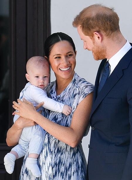 Это официально: принц Гарри и Меган Маркл с сыном Арчи встретят Рождество без королевы Елизаветы II