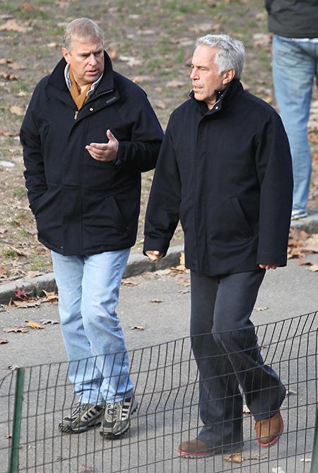 Принц Эндрю даст телеинтервью о своей скандальной дружбе с Джеффри Эпштейном и обвинениях в совращении несовершеннолетней