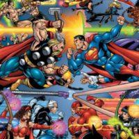 58930 Режиссер «Стражей галактики» говорит о совместном проекте Marvel и DC