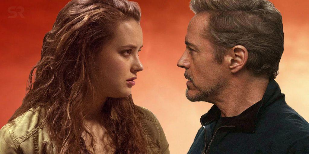 Тони Старк встретился со своей повзрослевшей дочерью