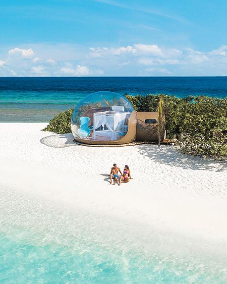 Я искала тебя: зачем ехать на Мальдивы