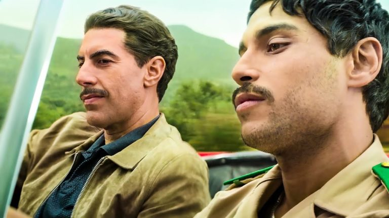 59439 Шпион - Русский трейлер (1-й сезон)   Сериал 2019 (Netflix)