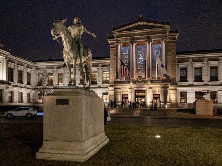 59865 Музей изящных искусств Бостона