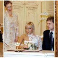 59503 Подборка снимков со свадеб известных людей