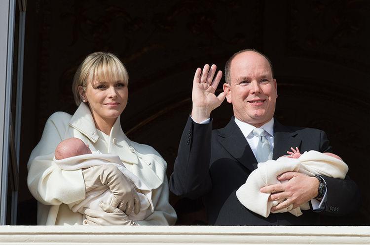 59600 Стиль звездных детей: близнецы князя Альбера II и княгини Шарлен - принц Жак и принцесса Габриэлла