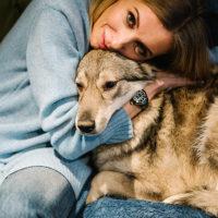 59670 Возьми пса - встреться со звездой: Светлана Бондарчук, Надежда Оболенцева и другие дарят собак на Новый год