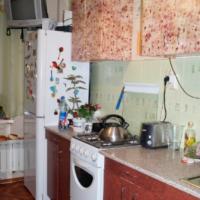 60624 Мужчина своими руками перестроил кухню в старой хрущевке