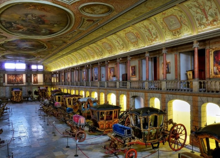 60189 Национальный Музей Карет в Лиссабоне