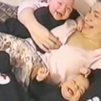 60726 Смеющиеся четверняшки выросли. Вот такой стала эта очаровательная семья спустя 16 лет