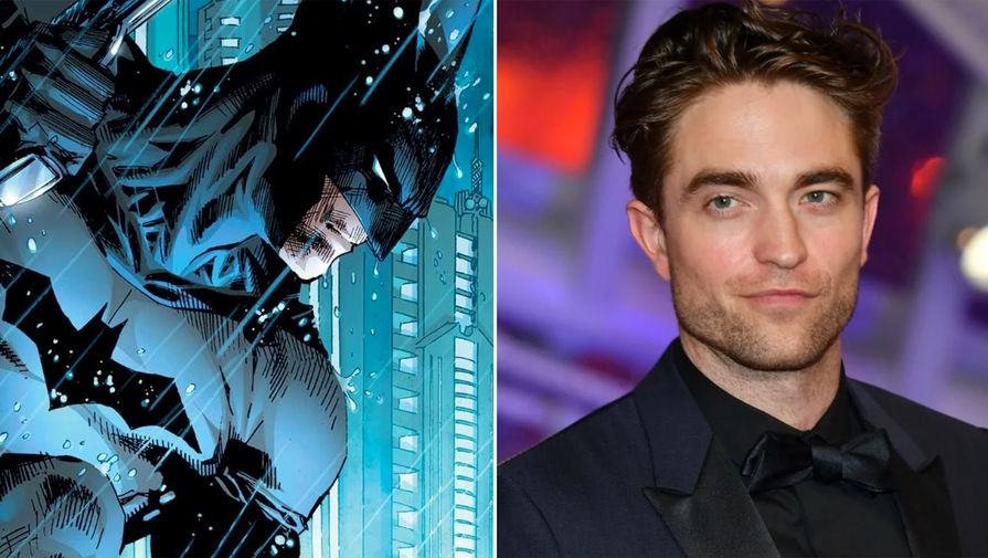 60874 Стартовали съемки «Бэтмена» с Робертом Паттинсоном