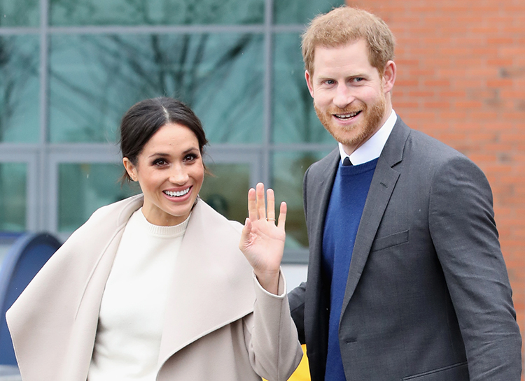 60717 Тонкий намек: почему принц Гарри и Меган Маркл подписались в Instagram только на один этот аккаунт