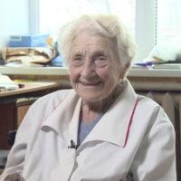 60728 В возрасте 92 лет скончалась старейший практикующий хирург России Алла Левушкина