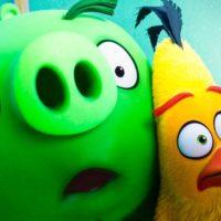 """61347 Мультфильм """"Angry Birds 2"""" (2019) - Большой русский трейлер"""