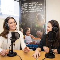 61303 Кейт Миддлтон рассказала о своих методах воспитания детей