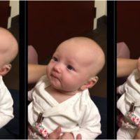61212 Малыш с дефектом слуха впервые услышал мамин голос