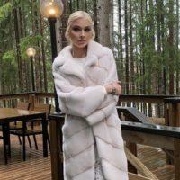 61514 Почти лысая Алена Шишкова опозорилась на неделе моды в Милане