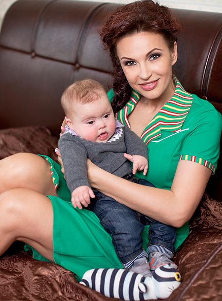 62272 Как растет и развивается 7-летний сын Эвелины Бледанс, у которого диагностировали синдром Дауна
