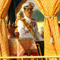 62423 Король Таиланда Рама X заперся на карантин с 20 наложницами в отеле в Баварии