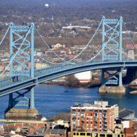62105 Мост Бенджамина Франклина, Филадельфия