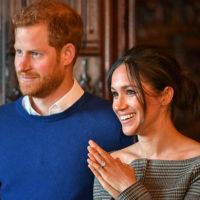 62489 Принц Гарри и Меган Маркл попрощались с поклонниками