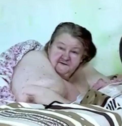 62075 Самая тяжелая женщина в мире похудела на 100 килограммов
