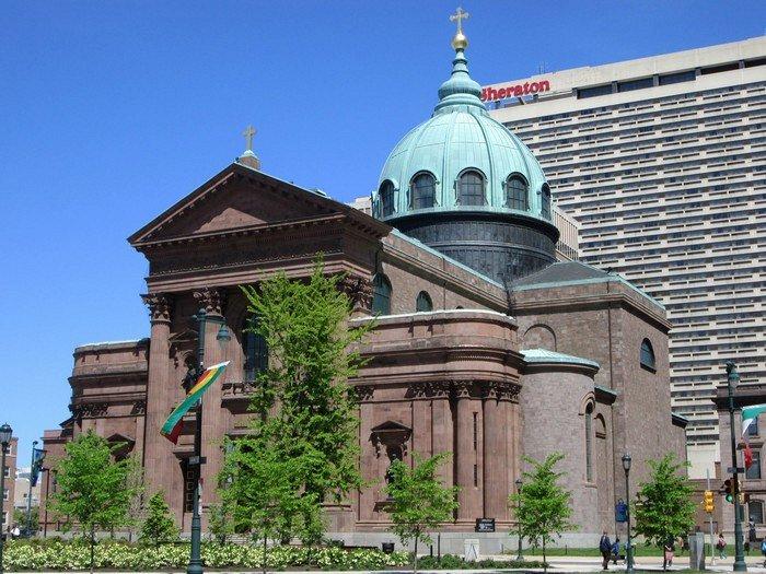 62077 Собор святых апостолов Петра и Павла, Филадельфия