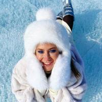 62013 Юлия Барановская устроила детям каникулы на озере Байкал
