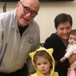 62958 Эммануил Виторган вместе с женой показали своих маленьких дочерей