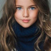 62712 Эта малышка была признана одной из самых красивых моделей в мире. Спустя 8 лет она стала еще красивее!