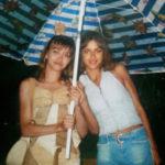 63030 Ирина Шейк показала архивное фото в честь дня рождения сестры