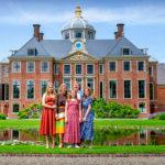 63141 Как живут король Виллем-Александр и королева Максима: экскурсия по их дворцу Хёйс-тен-Бос