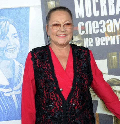63139 Раиса Рязанова впервые рассказала на телевидении о смерти сына