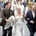 62853 Вот уж повезло: 7 случаев когда знаменитости неожиданно попадали на чужую свадьбу чем и сделали ее незабываемой