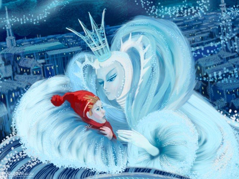 63456 Disney хочет экранизировать «Снежную королеву»